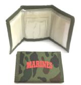 60 Units of Wallet - Marines - Leather Wallets
