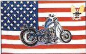 12 Units of America / Biker - Flag