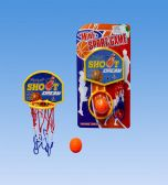 72 Units of Mini basketball game set in blister card - TOY SETS