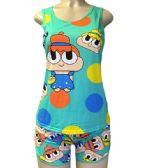 24 Units of Lady's Pajama Short Set Size XL - Ladies Lingerie / Sleep Wear