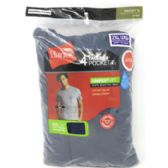 48 Units of Hanes Men's Tag-less Comfort Soft Pocket T-Shirt 4-Pack - Mens T-Shirts