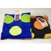 "50 Units of Polka Dots Cabana Beach Towel - 30"" x 60"" - Beach Towels"