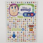 120 Units of Disney Emoji Stickers Activity Book - Activity Books