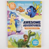 48 Units of Disney Awesome Adventures Activity Book - Coloring Books