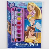 48 Units of Disney Princess Color & Paint Books - Coloring Books