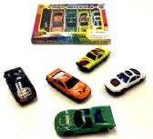 24 Units of Toy Vehicles - Cars/Planes/Train/Bikes
