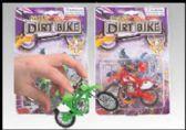 24 Units of Mini dirt bike - Cars/Planes/Train/Bikes