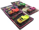 """96 Units of 3"""" Die cast pick-up truck, - Cars/Planes/Train/Bikes"""