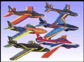 "60 Units of 18"" Air aces super glider - Cars/Planes/Train/Bikes"