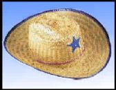 24 Units of Straw Hats - Sun Hats