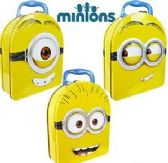 48 Units of Minions Metal Lunch Boxes - Lunch Bags & Accessories