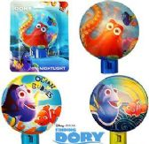 48 Units of Finding Dory Night Lights - NIGHT LIGHTS