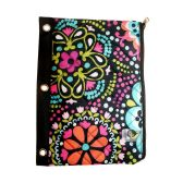 96 Units of Kids Kaleidoscope Pencil Case - Pencil Boxes & Pouches