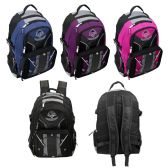 "24 Units of 18"" Backpacks in 4 Assorted Colors - Backpacks 18"" or Larger"