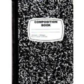 48 Units of Black Composition Notebook - 100 Sheets - Notebooks
