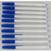 500 Units of Stick Pens - Blue 500/case - Pens