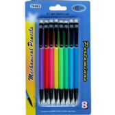 48 Units of Mechanical Pencils - 8 pack - Pencils