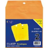"48 Units of Clasp Envelopes - 10"" x 15"" - 2 count - Envelopes"