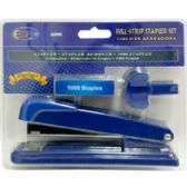 24 Units of Stapler + Remover - Staples and Staplers