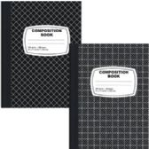 48 Units of Printed Marble Comp. Notebook - 100 sheets - Notebooks
