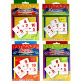 48 Units of Math Flash Cards: Addition, Subtraction, Multiplication, Division - Teacher / Student
