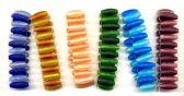96 Units of Beaded bracelet, mixed colors - Bracelets