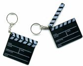 "288 Units of 2.5"" Hollywood clapboard keychain - Key Chains"