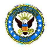 "96 Units of 3"" Round decal, United States Navy, - Stickers"