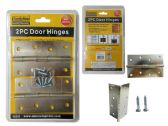 96 Units of 4PC Door Hinges - Home Accessories