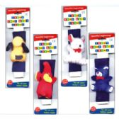 48 Units of Assorted Seat Belt Covers for Kids - Auto Accessories