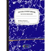 48 Units of Premium Second/Primary Grade Penmanship Book - Blue - Notebooks