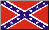 12 Units of 3' x 5' polyester Confederate Flag, Rebel Flag with grommets - Flags