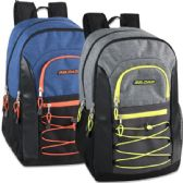 "24 Units of Reload 19 Inch Deluxe Heather Backpack - Backpacks 18"" or Larger"