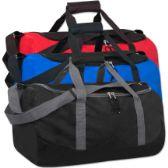 24 Units of 20 Inch Duffel Bag Assorted Colors - Duffle Bags