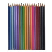 96 Units of 20 Pack Of Colored Pencils - Pencils