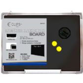 """36 Units of Black Dry-Erase Board - 8.5"""" X 11"""" - Office Supplies"""