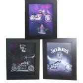 12 Units of Jack D's &Motor - Photo Frame