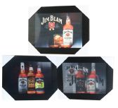 12 Units of JIM BEAM - Photo Frame
