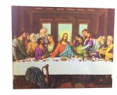 12 Units of Last Supper Canvas Picture - Wall Decor