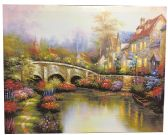 12 Units of Home Canvas Picture - Wall Decor