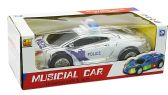 72 Units of BO POLICE CAR WITH/ LIGHTS & MUSIC - Cars/Planes/Train/Bikes