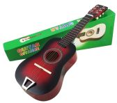 10 Units of GUITAR (RED) - Toys & Games