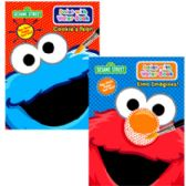 48 Units of Sesame Street paint with water coloring book - Coloring & Activity Books