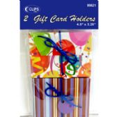48 Units of Everyday Gift Card Holder - 2 pack - Gift Bags