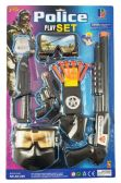 24 Units of BLISTER PACK POLICE SERIES - Toy Sets