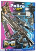 18 Units of BLISTER PACK POLICE SERIES - Toy Sets