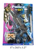 24 Units of BLISTER GUN PACK - Toy Weapons