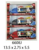 60 Units of Truck Playset - Cars/Planes/Train/Bikes