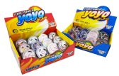 384 Units of YOYO WITH/ LIGHT MIXED COLOR - Light Up Toys