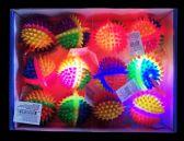 288 Units of FLASHING BALLS - Light Up Toys
